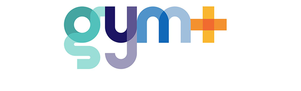 Logo gym +